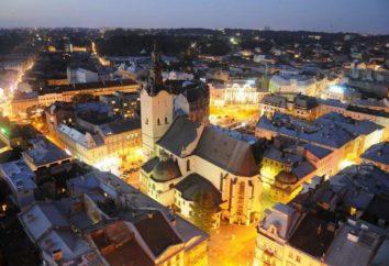 Les plus beaux endroits en Ukraine: description, curiosités et faits intéressants