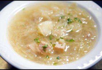 Zuppa di cavolo. Una ricetta che vi farà leccare il piatto