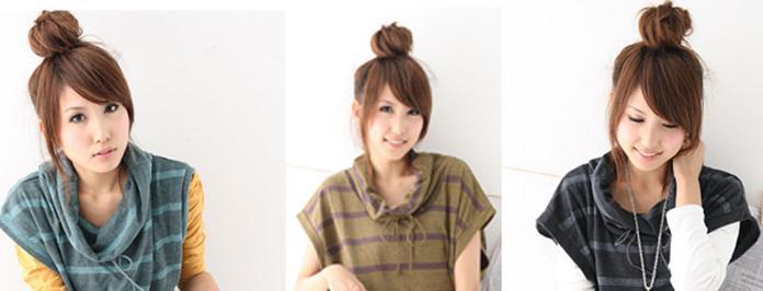 Japanische Frisuren Neue Stilvoll Trendy