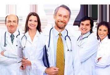 Mężczyzna lekarza: jak mówić, a kiedy zwrócić się do niego?