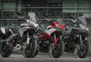 Motocykl Ducati Multistrada 1200: opis, dane techniczne i opinie