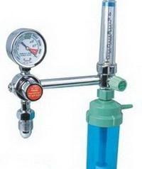 Inhalator-reduktor tlenu. Opis