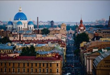Voznesensky Prospekt – atrakcje Petersburg