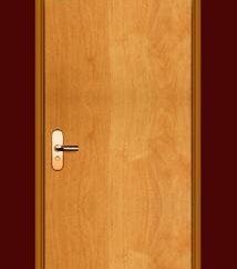 El tamaño de las puertas. Requisitos y características estándar