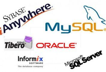SQL plików. SQL rozszerzenie formatu pliku opis