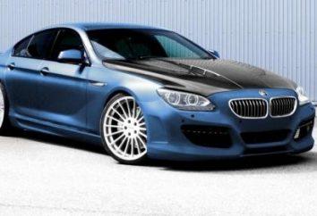 BMW Gran Coupe serii 6 – coupe z czterema drzwiami