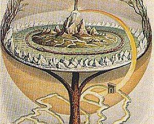 albero del mondo – la base di tutti i mondi
