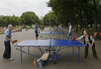 Dove giocare a ping pong a Mosca? Club e tennis club a Mosca