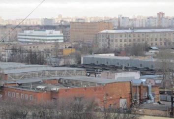 """Maszynowego roślin """"Avangard"""", Moskwa: opis, historia, produkty"""