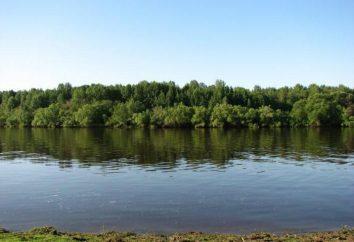 Rivières de la région de Sverdlovsk: Ufa, Tour, Sosva, Iset