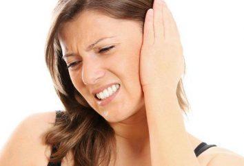 Barotrauma Ear: objawy, leczenie, konsekwencje