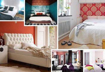 Design de quartos pequenos: fotos e idéias