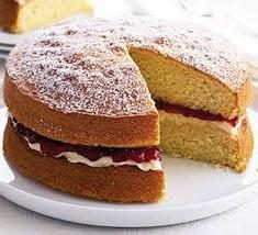 Biscuit. Recette pour le dessert favori de la reine Victoria