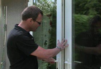 Cómo ajustar la puerta de plástico? Cómo ajustar la puerta frontal de plástico