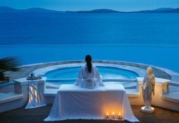 Hôtels de notation en Grèce. Note hôtels Grèce « tout compris » – 3, 4 et 5 étoiles