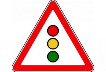 Znaki drogowe dla pieszych: fotografia, nazwa