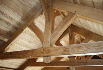 Drewniane kratownicowy wykonany własnymi rękami: projektowanie, obliczanie
