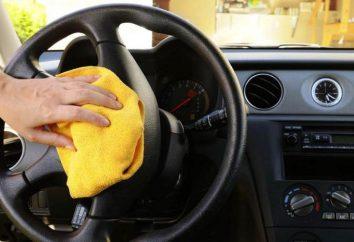 polerowanie samochodów z tworzyw sztucznych: krok po kroku