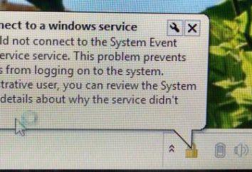 O Windows não pode se conectar ao serviço. Como corrigi-lo