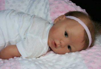 Co odradza się, czy realistyczne kopia niemowląt