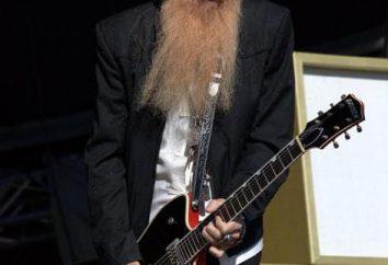 Amerikanische Rocker Gibbons Billi