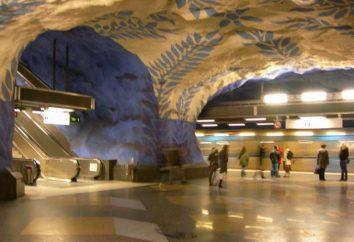 Która stacja metra w Sztokholmie najpiękniejsza