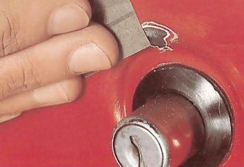 Usuwania rdzy z karoserii: etapy pracy, narzędzi i wskazówek