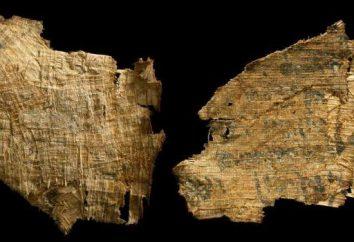 grabación normal de los acontecimientos históricos – registro, la evidencia y la cronología ciencia