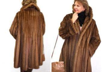Cómo determinar la calidad de un abrigo de visón. Cómo comprobar la calidad de la capa de visión