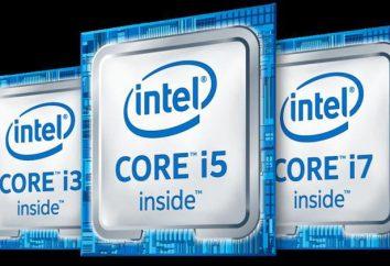 Generación de procesadores Intel: descripción y características de los modelos