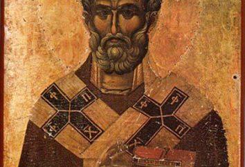 Ikona Świętego Mikołaja. Ikona św. Mikołaja (Zbawiciela): znaczenie