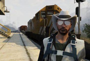 """Come in """"GTA 5"""" di dirottare un treno? E 'possibile?"""