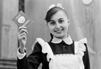 Come cambiare l'Unione Sovietica sul passaporto russo? passaporti Azione URSS ora