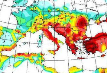 Trzęsienie ziemi w Grecji: starożytności i dziś