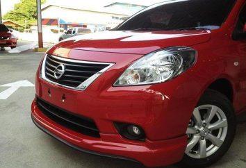 « Nissan Almera »: l'accord avec ses propres mains, description, caractéristiques et commentaires