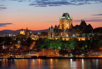 Québec – città del Canada: i luoghi e curiosità