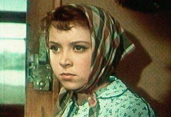 La actriz Svetlana Karpinskaya: filmografía, biografía y vida personal