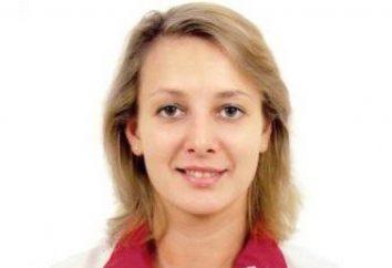 Lavrova Natalya Aleksandrovna: biografía y foto