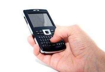 Jak znaleźć taryfę na Megafon bez skontaktowania się z biurem operatora?