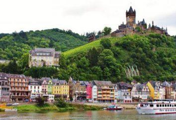 Allemagne – le plus grand pays d'Europe occidentale: passé et présent