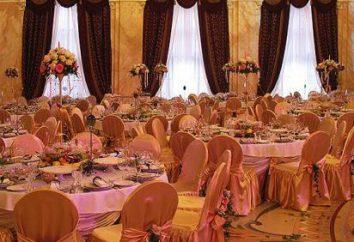 """Restaurant """"Safisa"""" – ein luxuriöser Ort für Hochzeiten und Bankette"""