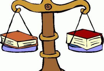 Rinuncia legale esempi. Caratteristiche di norme giuridiche