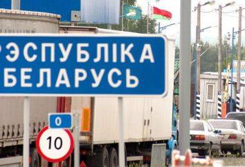 Płatne drogi na Białorusi. Płatny podróż po drogach Białorusi