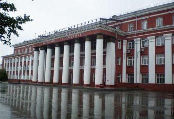 Nowosybirsk rolna University: wydziały i specjalności
