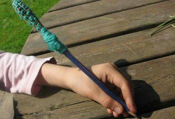 Come fare una bacchetta magica di una matita e fare un bambino felice?