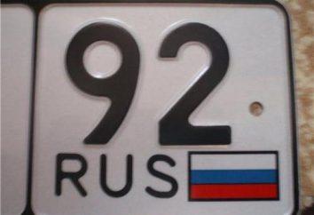 Region 92 Russland – welche Stadt ist das?