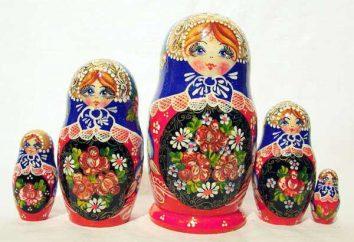Zabawki ludowe własnymi rękami. Rosyjski rag doll. Zabawki z gliny