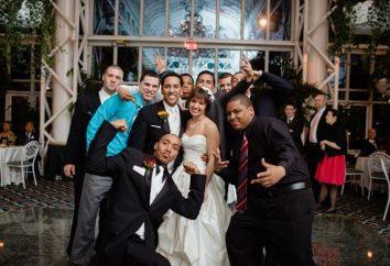 Concursos de testemunhas no casamento: divirta-se!