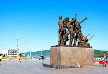 Komsomolsk-on-Amur: Bevölkerung, Klima, Bereiche, Sehenswürdigkeiten, Urlaub