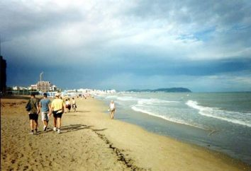 Strandurlaub in Rimini: Glamour mit einem Hauch von Wind und Salz